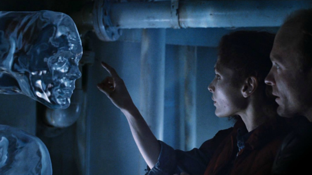 james cameron abyss - photo #7