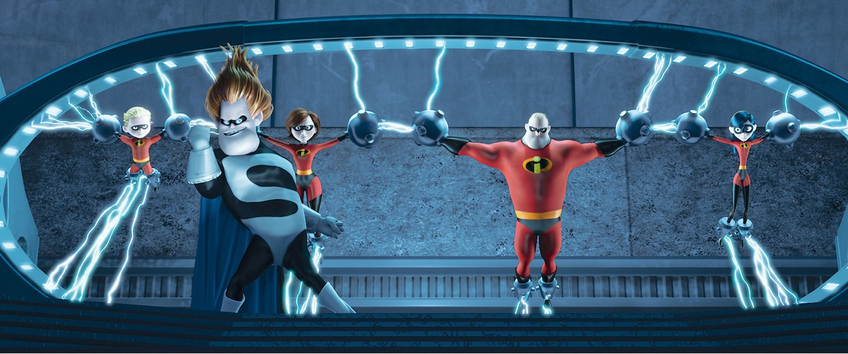 The Slippery Politics Of The Incredibles And Other Superheroes The Dissolve