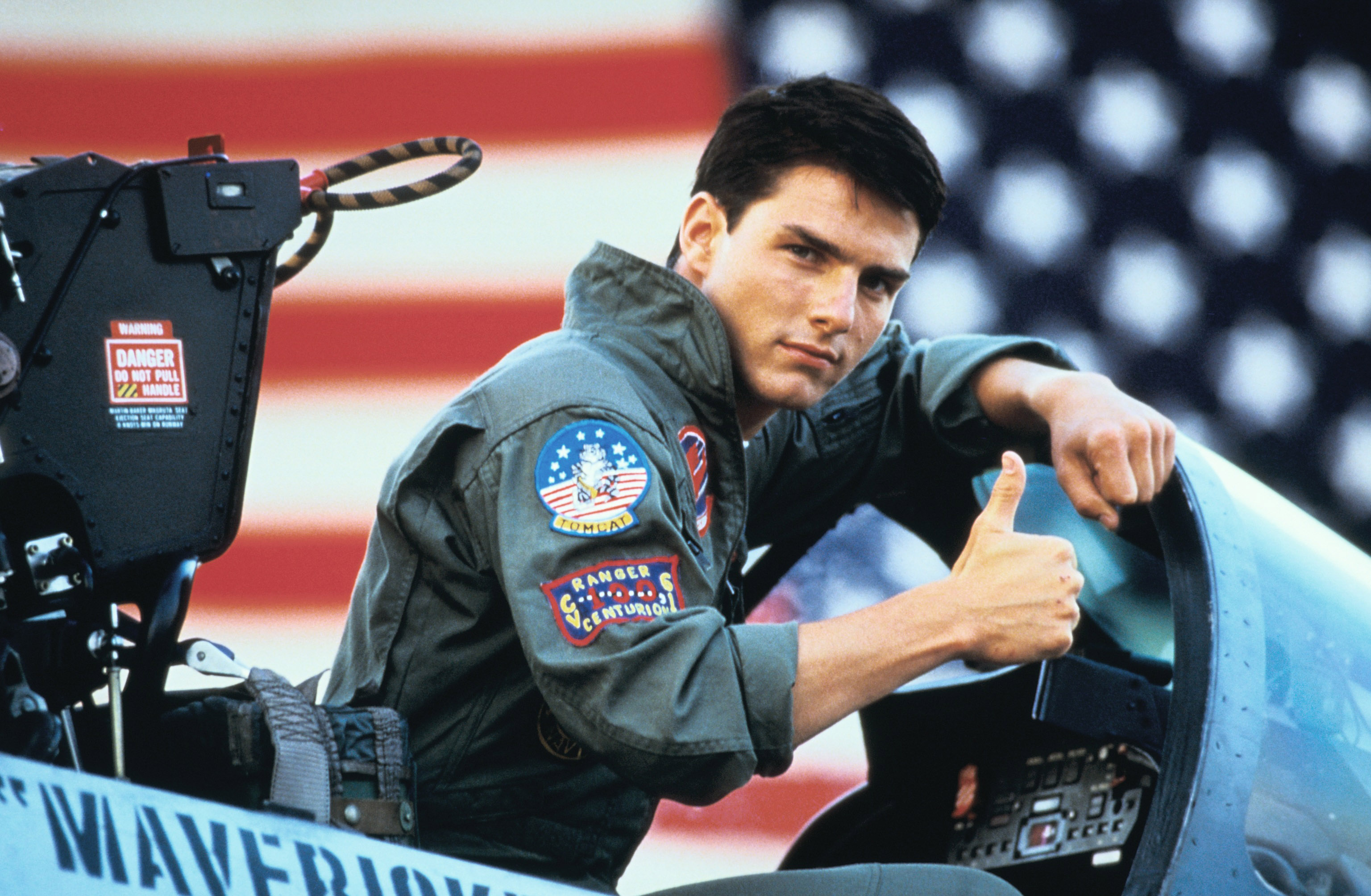 Tom Cruise Quotes 90 Wallpapers: In Top Gun, It's Always Magic Hour For The Best Of The