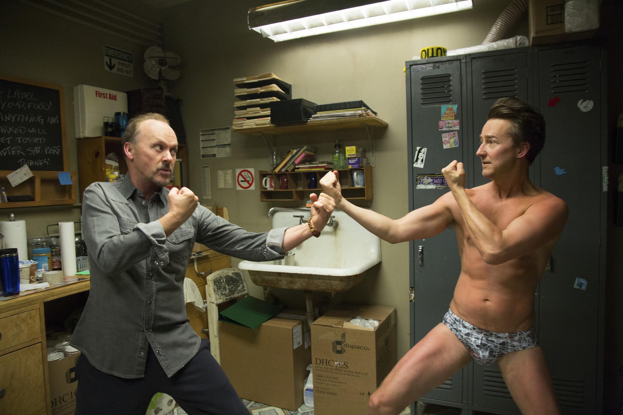 """Eleştiri 2: Inarritu'dan tuhaf bir adım: """"Birdman"""""""