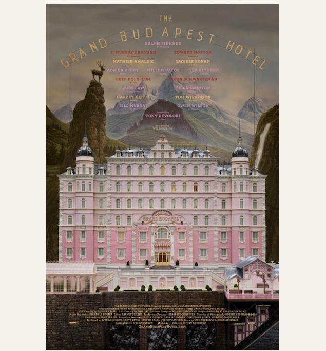 The Grand Budapest Hotel Full Movie