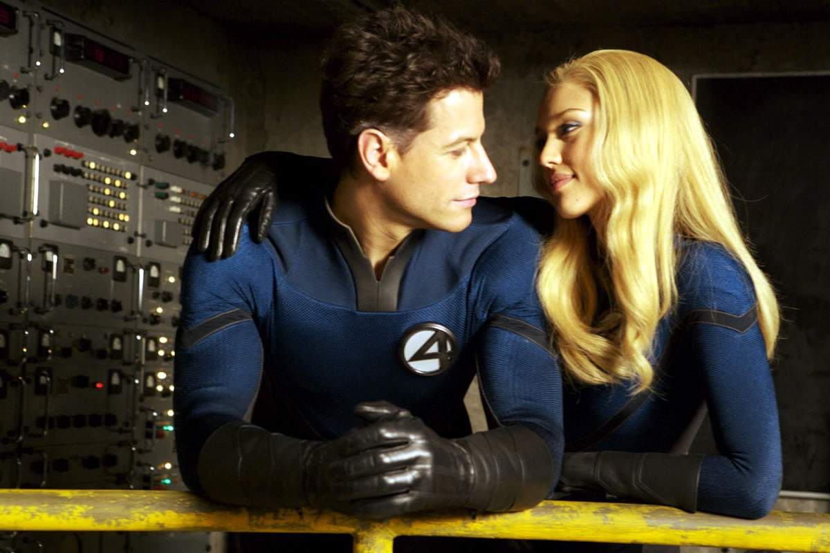 Image result for sue storm and reed richards kiss