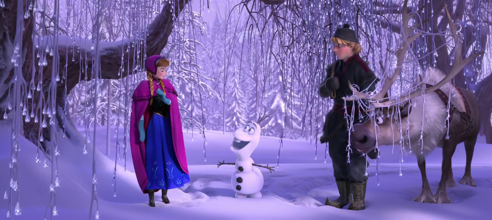 One Year Later: Frozen / The Dissolve