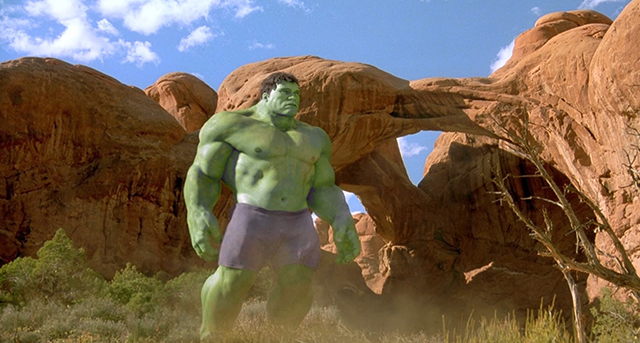 The Successful Failure Of Ang Lee S Hulk The Dissolve