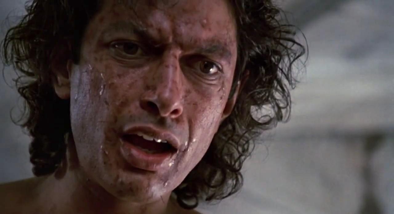 56. The Fly (1986) | Wonders in the Dark |Jeff Goldblum The Fly
