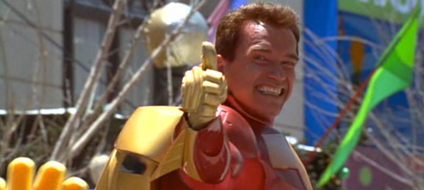 most read features - Arnold Christmas Movie