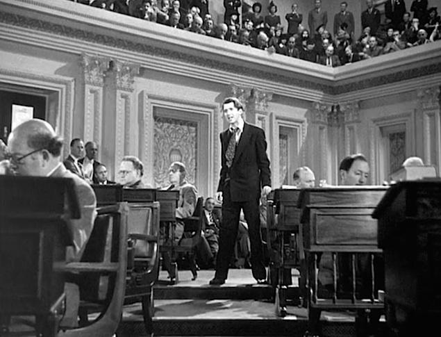 In Mr Smith Goes To Washington Frank Capra stood up for a simple – Mr Smith Goes to Washington Worksheet