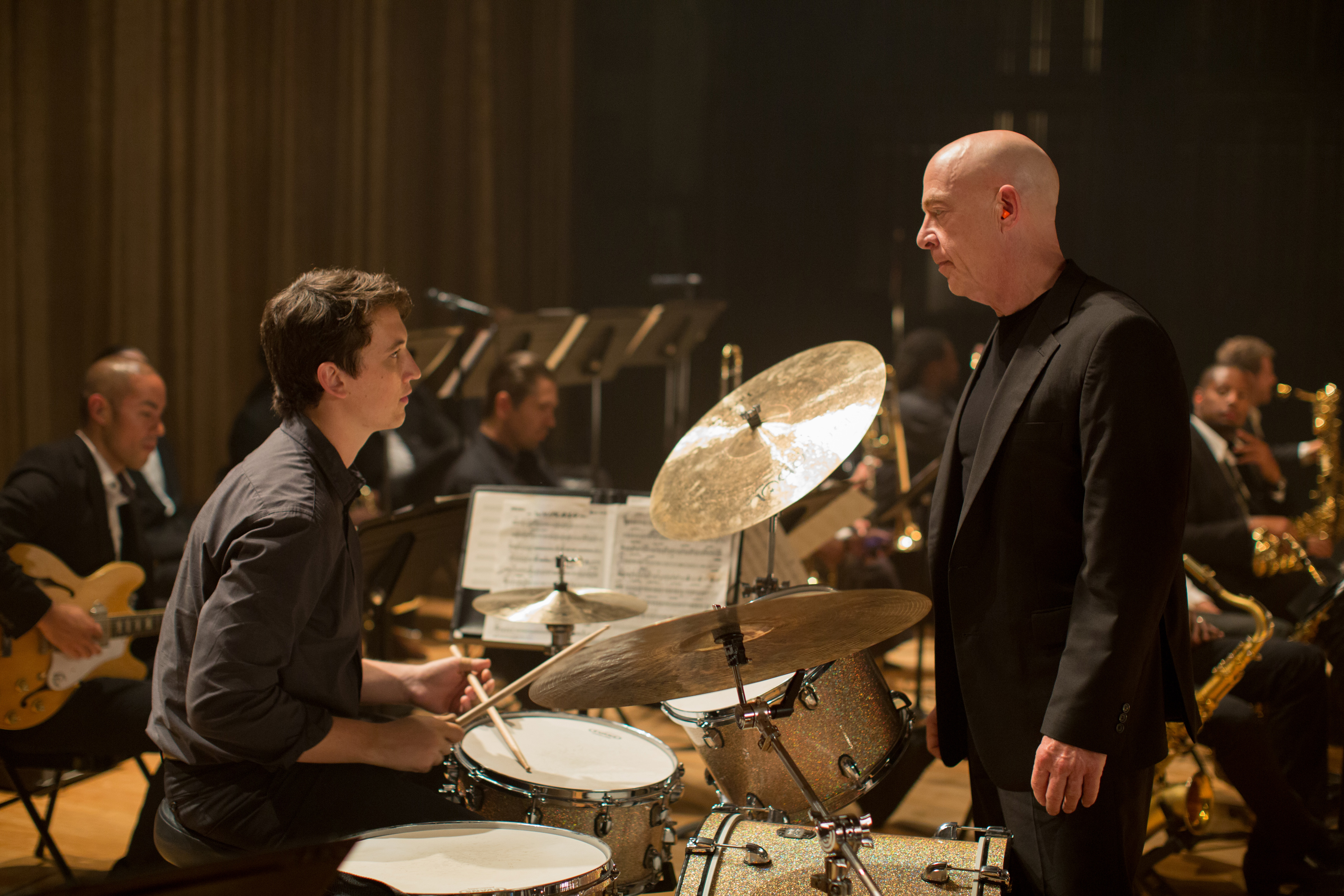 Damien chazelle on what is and isn t ambiguous about whiplash the